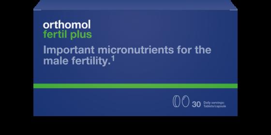 Orthomol-Fertil-plus