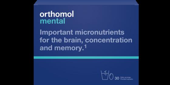 Orthomol-Mental