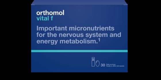 Orthomol-Vital-f