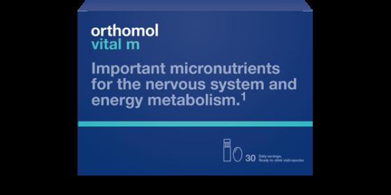 Orthomol-Vital-m