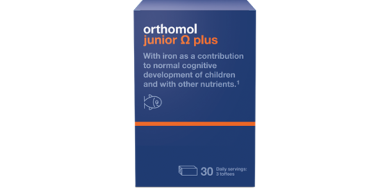 Orthomol-junior-Omega-plus