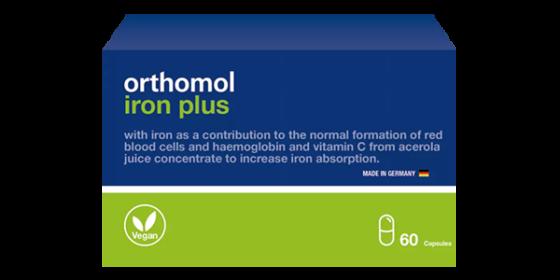 Orthomol-Iron-Plus