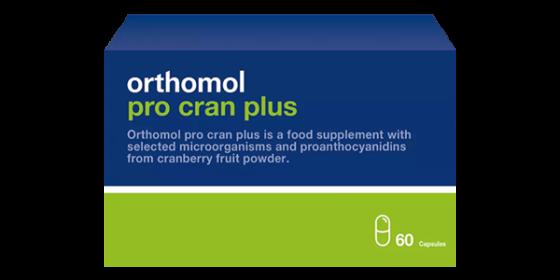 Orthomol-Pro-Cran-Plus